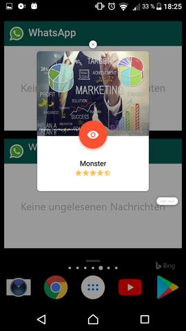 Auf Einmal Werbung Auf Dem Handy