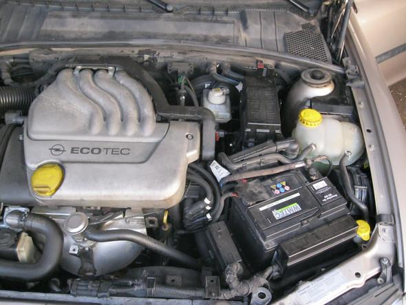 Motorraum - (Geräusche, Opel, Komisch)