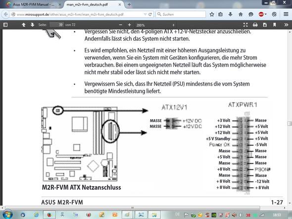 Orginal Bild - (PC, Netzteil, Stromversorgung)