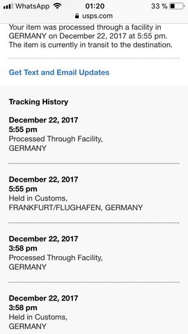 - (Versand, Paket, DHL)