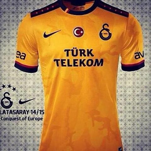 Galatasarays Trikot  - (Trikot, Galatasaray)