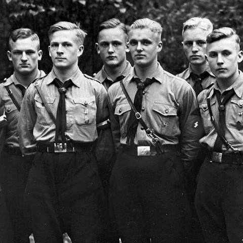 Schön Männer Frisuren Nazi