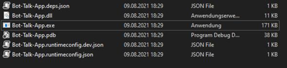 Kompilieren von mehreren Projektdateien in eine EXE?