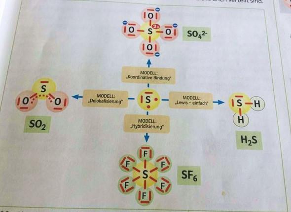 Ausschnitt aus dem Buch  - (Chemie, Abitur)