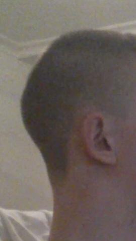 Kopfform glatze rasieren Wie sehe
