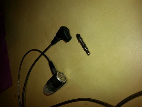 Stecker abgebrochen - (Kopfhörer, Reparatur)