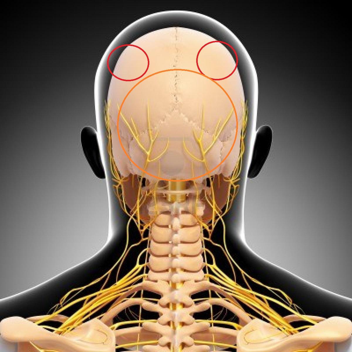 Kopfschmerzen bei Onanieren / Mann (Gesundheit, Medizin