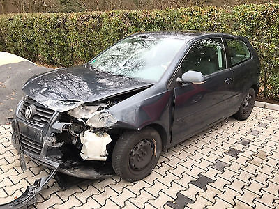 WV Polo Lichter und Stoßstangen  - (Auto, Finanzen, Unfall)