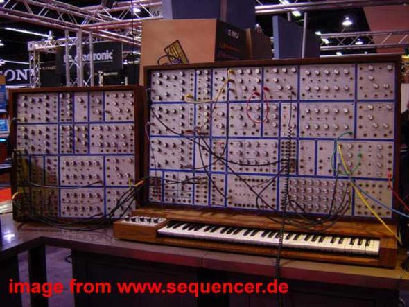 So eine  - (Musik, Synthesizer, Modular)