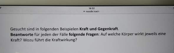 - (Physik, Kraft)