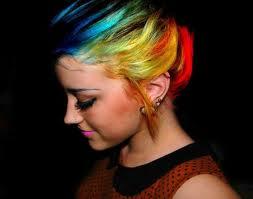 Haare oft gefarbt