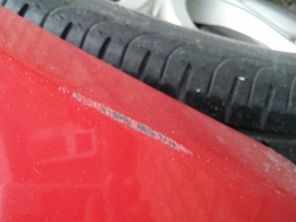 Schaden - (Auto, Reparatur, Lack)