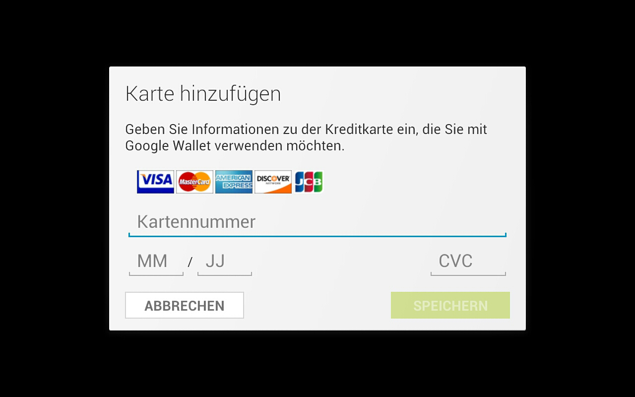 Was Ist Cvc Kreditkarte