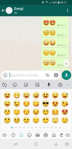 Iphone Emojis Auf Android