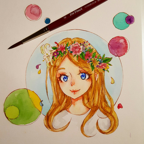 Aquarelle ^^ - (Manga, zeichnen, Kritik)