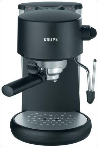 krup espresso machine