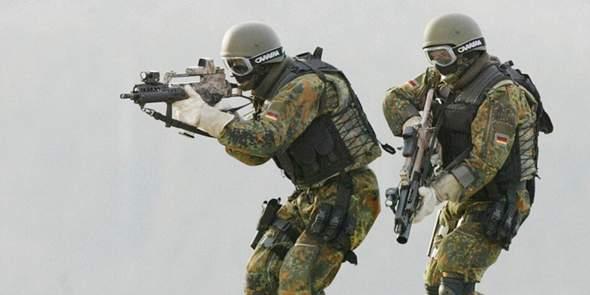KSK Bundeswehr Ausrüstung?