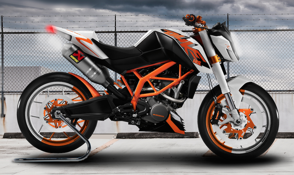 ktm duke 125 tuning auto motorrad verkehr. Black Bedroom Furniture Sets. Home Design Ideas