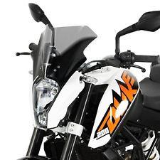 Windschild  - (Motorrad, 125ccm, KTM)