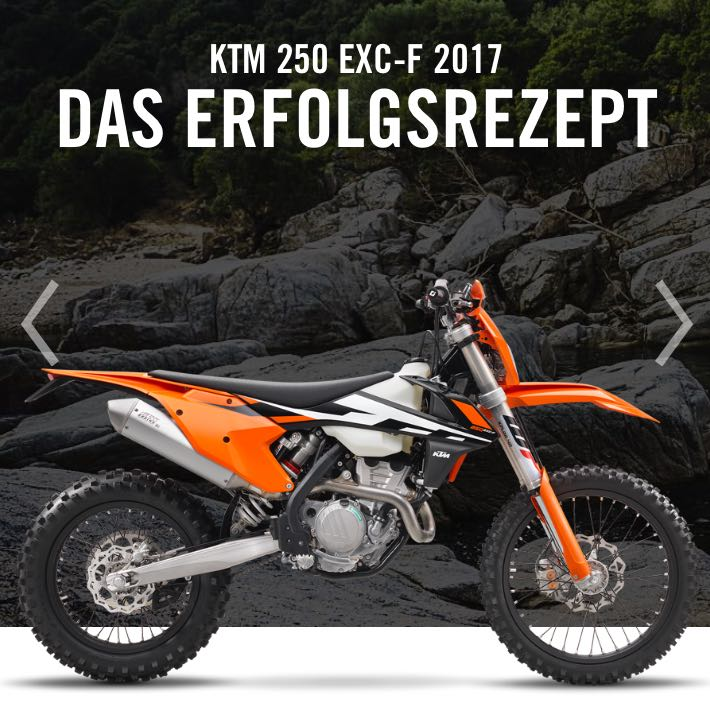 ktm exc f 250 oder ktm freeride 350 enduro. Black Bedroom Furniture Sets. Home Design Ideas