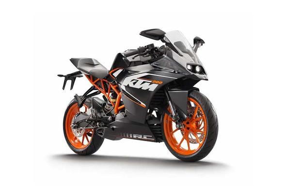 Ktm Rc 125 - (Auto, Yamaha, KTM)