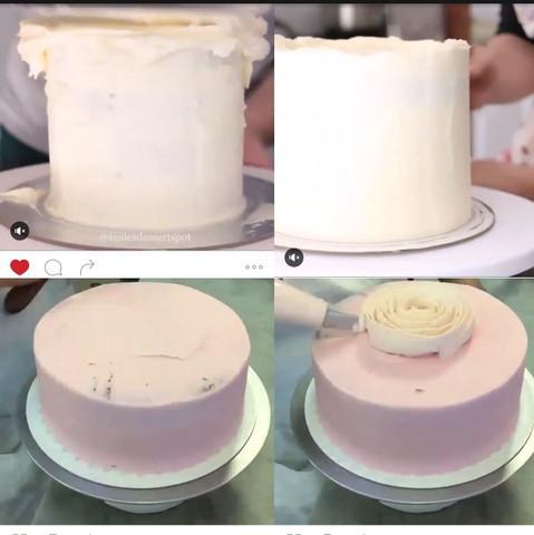 Siehe bild - (Geburtstag, Kuchen, Dekoration)