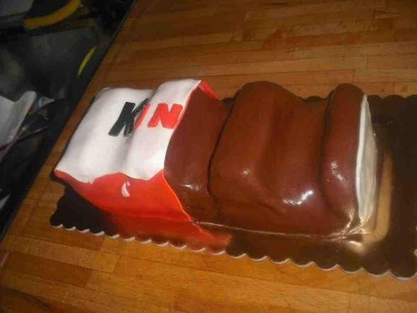 :) - (Rezept, Kuchen, kinderriegel)