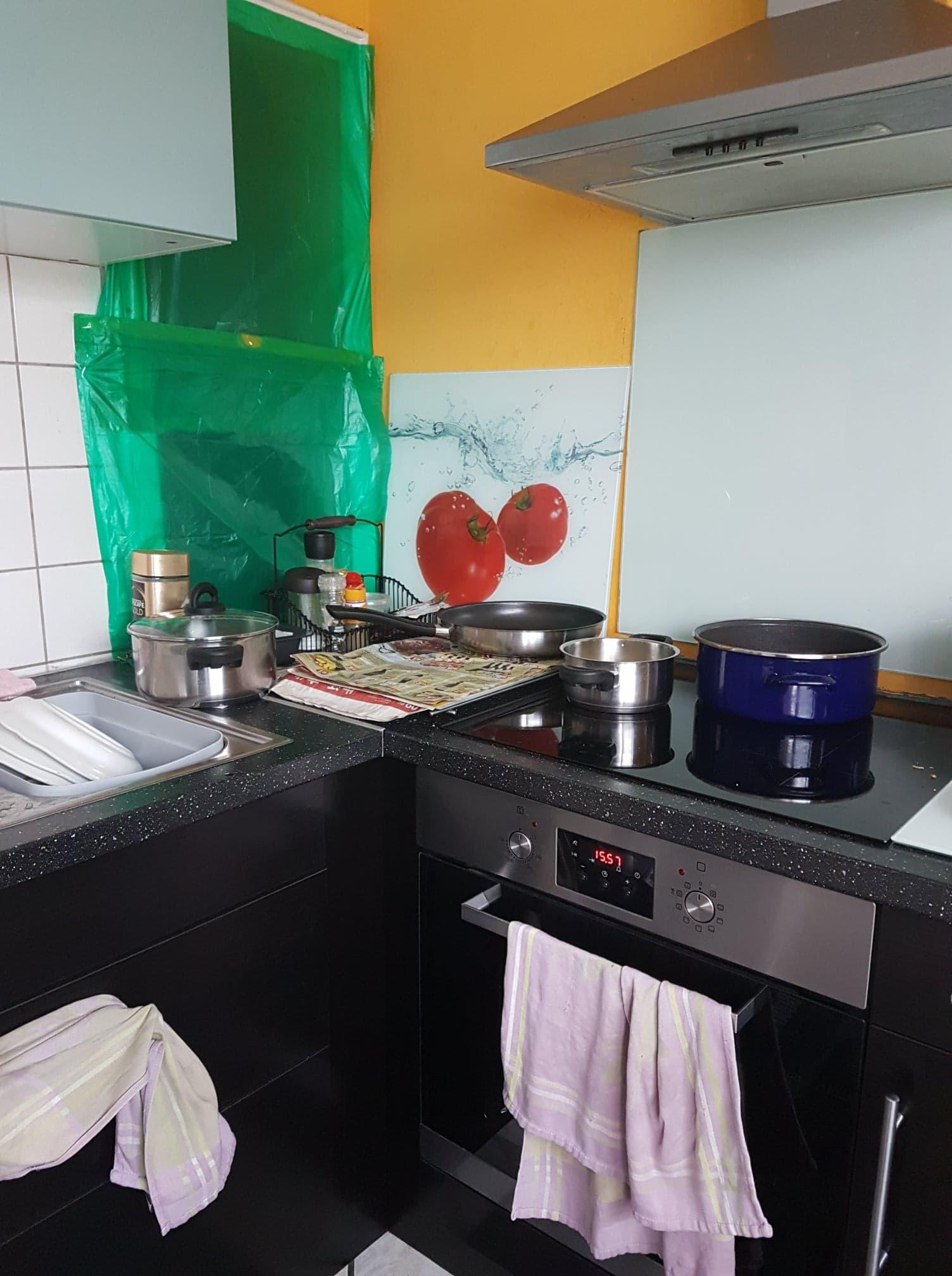 Turbo Küche abbauen lassen und Kosten? (Wohnung, Mietrecht, Mietvertrag) KK26
