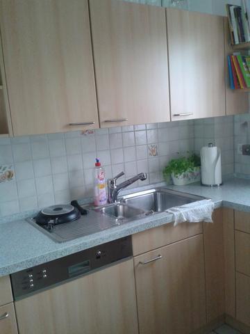 Küchen streichen mit Lack (Küche)
