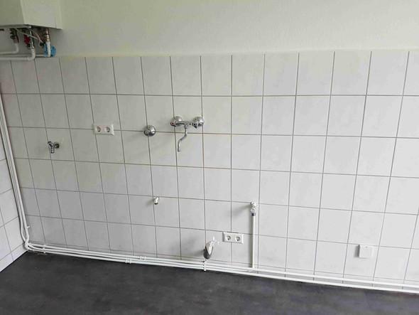 Küche gesamt - (Küche, Geschirrspüler, Montage)