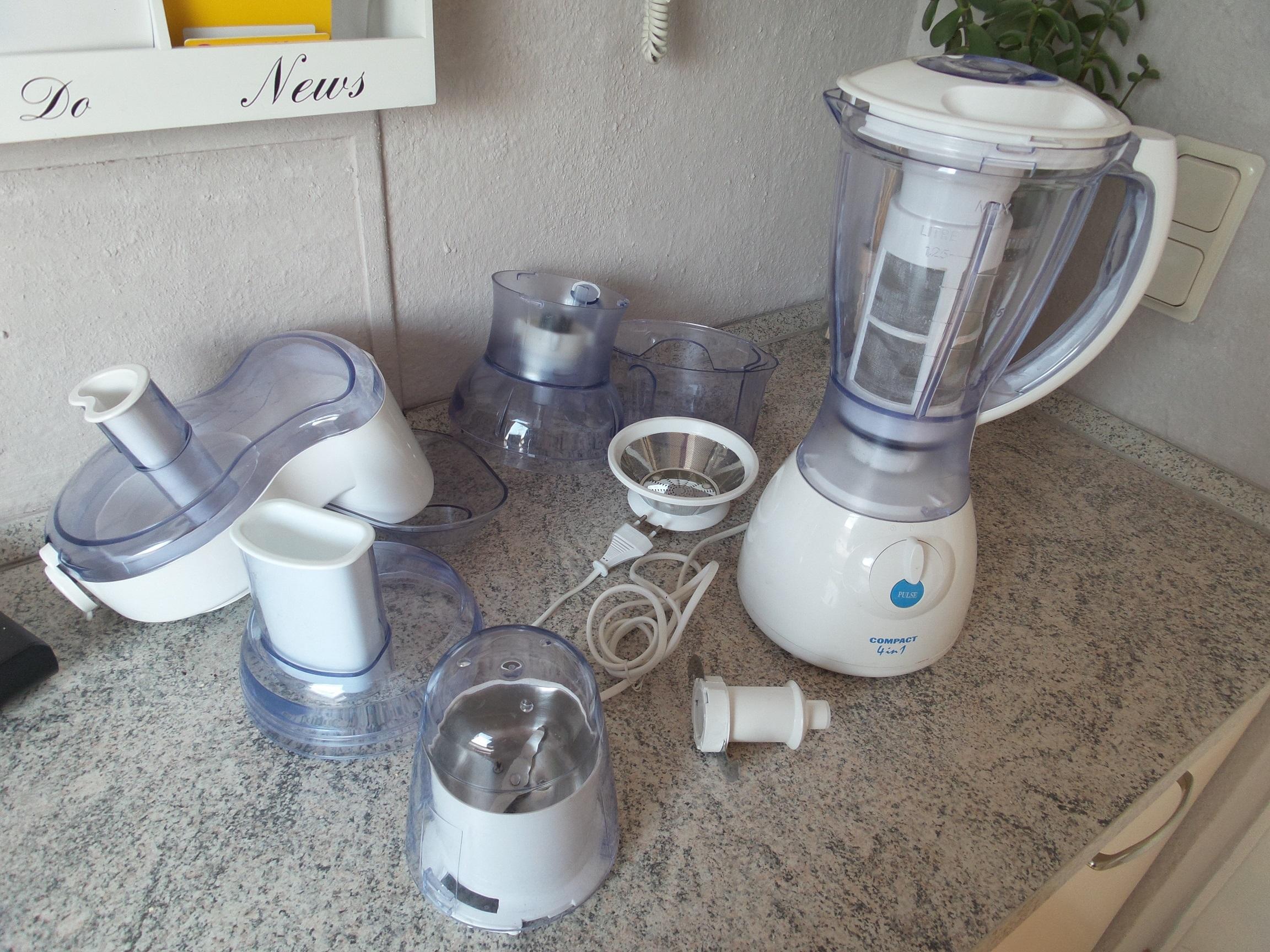 Küchenmaschinenhersteller gesucht (backen, Küche, mixer)