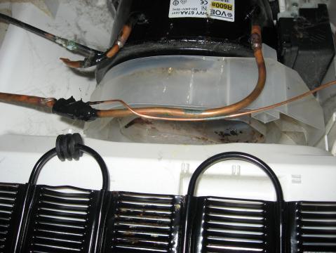 Bosch Kühlschrank Wasser Läuft Aus : Kühlschrank schwarze klebrige flüssigkeit läuft aus abhilfe