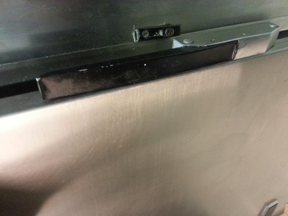 Bosch Kühlschrank Licht Geht Nicht Aus : Kühlschrank griff kaputt