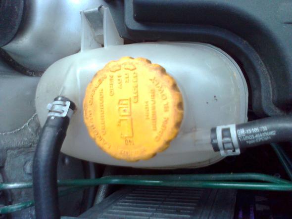 kühlwasseranlage opel corsa c (auto, lpg, kühlwasser)