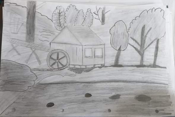 Kunst, könnt ihr helfen? Malen?