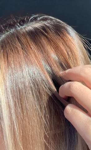 Kupfer Haare neutralisieren Hilfe?