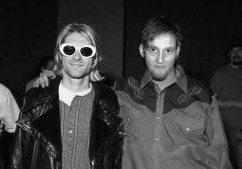 Kurt Cobain und Layne Staley?
