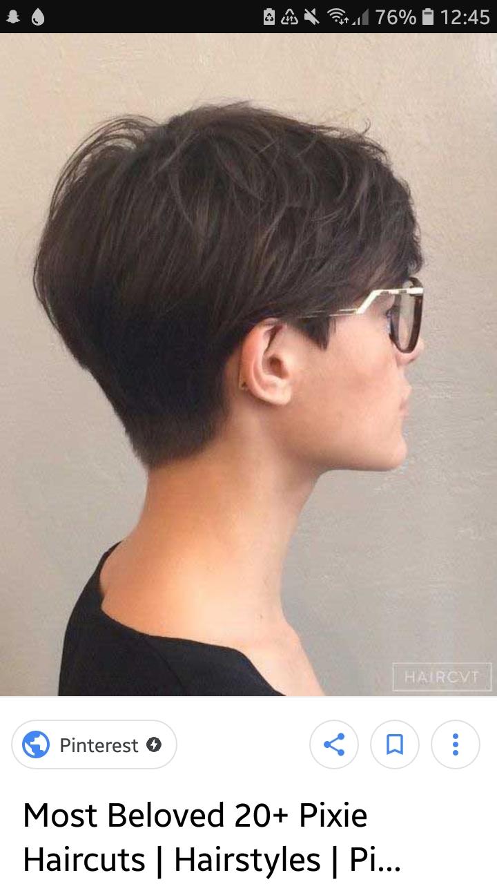 Kurze Haare Denkt Ihr Sie Stehen Mir Kurzhaarfrisur