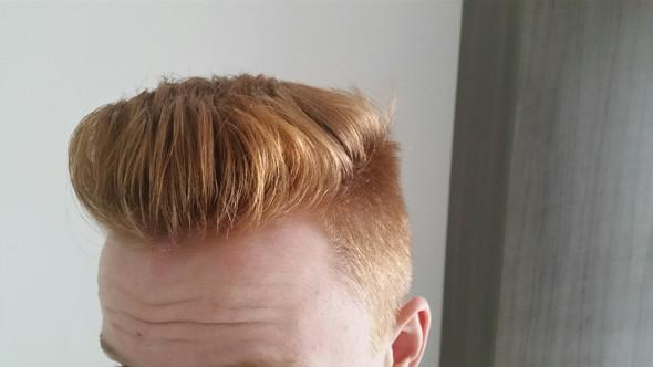 Rote haare bleichen