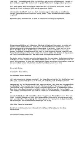 Zweiter Teil - (Schule, deutsch, Literatur)