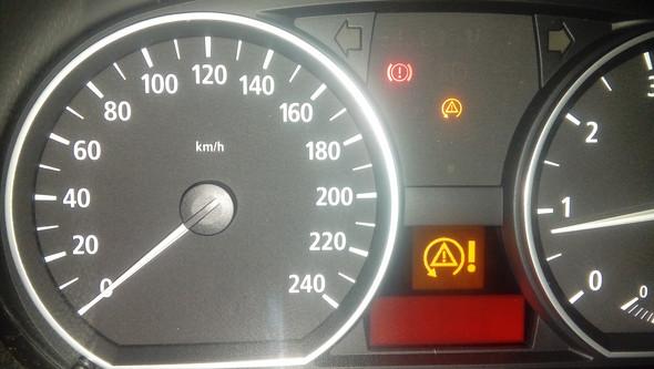 Kurzschluss autoradio? dtc handbremse leuchtet? technik auto