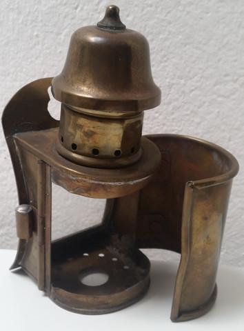 Ansicht 1 - (Technik, alt, Lampe)