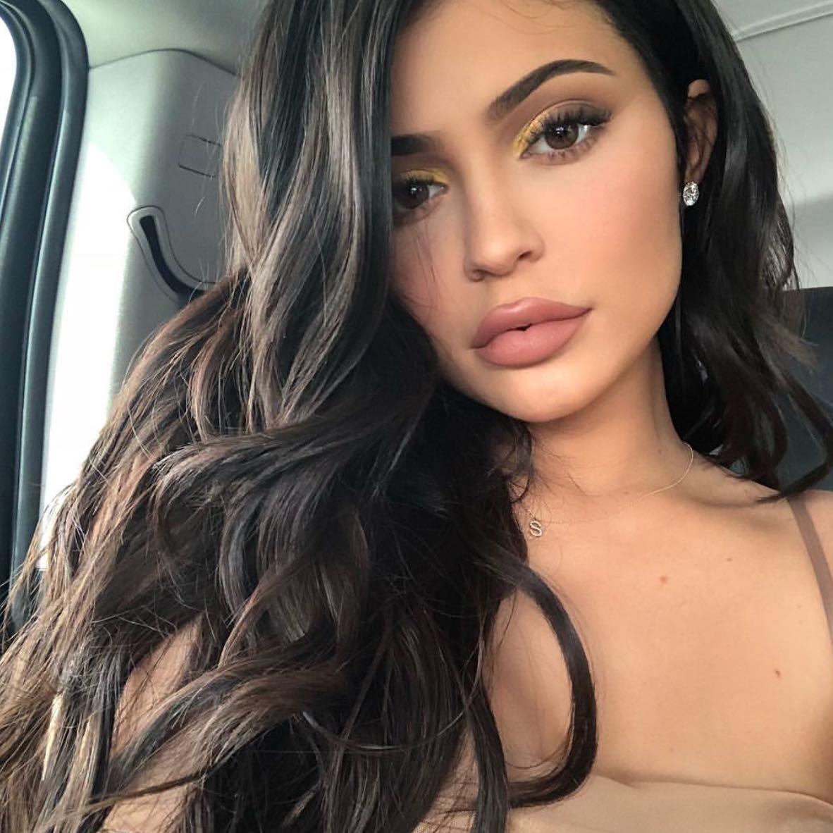 Kylie Jenner Brust Op