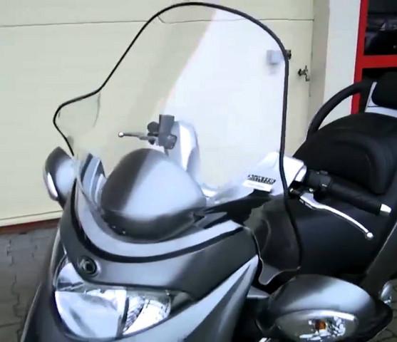 kymco grand dink 125ccm ohne windschild fahren zul ssig. Black Bedroom Furniture Sets. Home Design Ideas