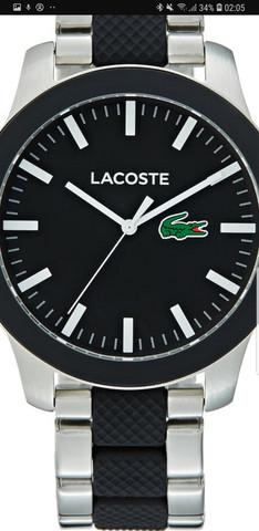 newest 98b65 f547a Lacoste Uhr Ersatzteile kaufen? (Klamotten)