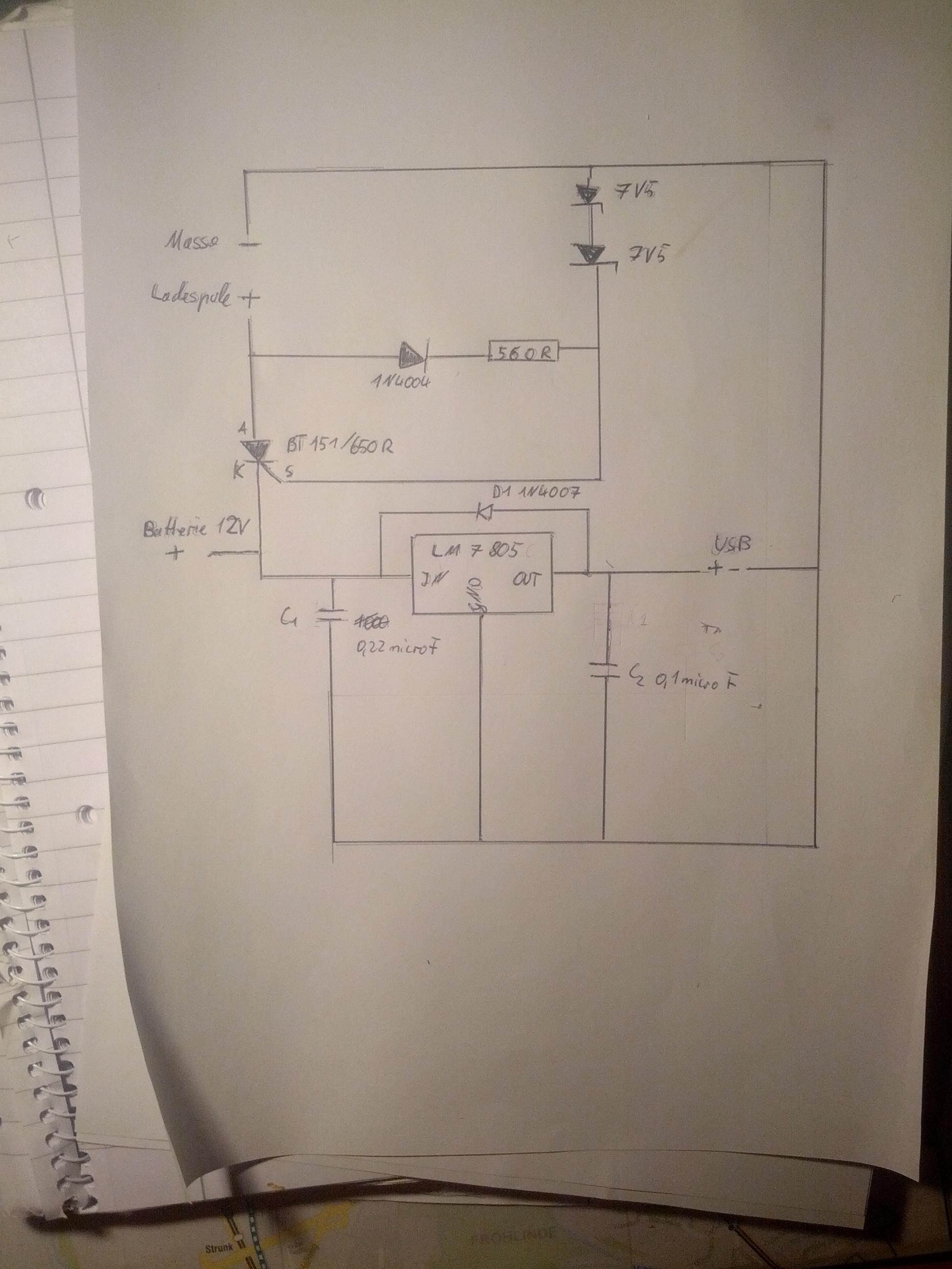 Fantastisch Am Ampere Schaltplan Wie Funktioniert Ideen - Schaltplan ...