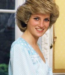 Lady Di Frisur Benotige Ich Dafur Eine Dauerwelle Lady Diana