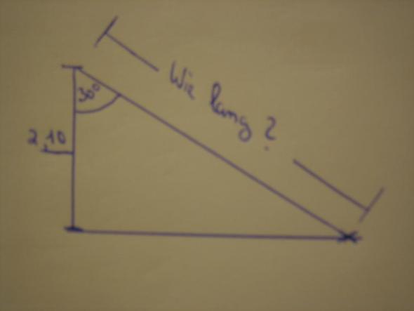 l ngenberechnung einer treppe technik mathematik treppenbau. Black Bedroom Furniture Sets. Home Design Ideas