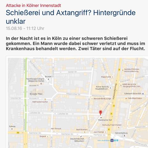 Kölnische  - (laufen, Rudern)