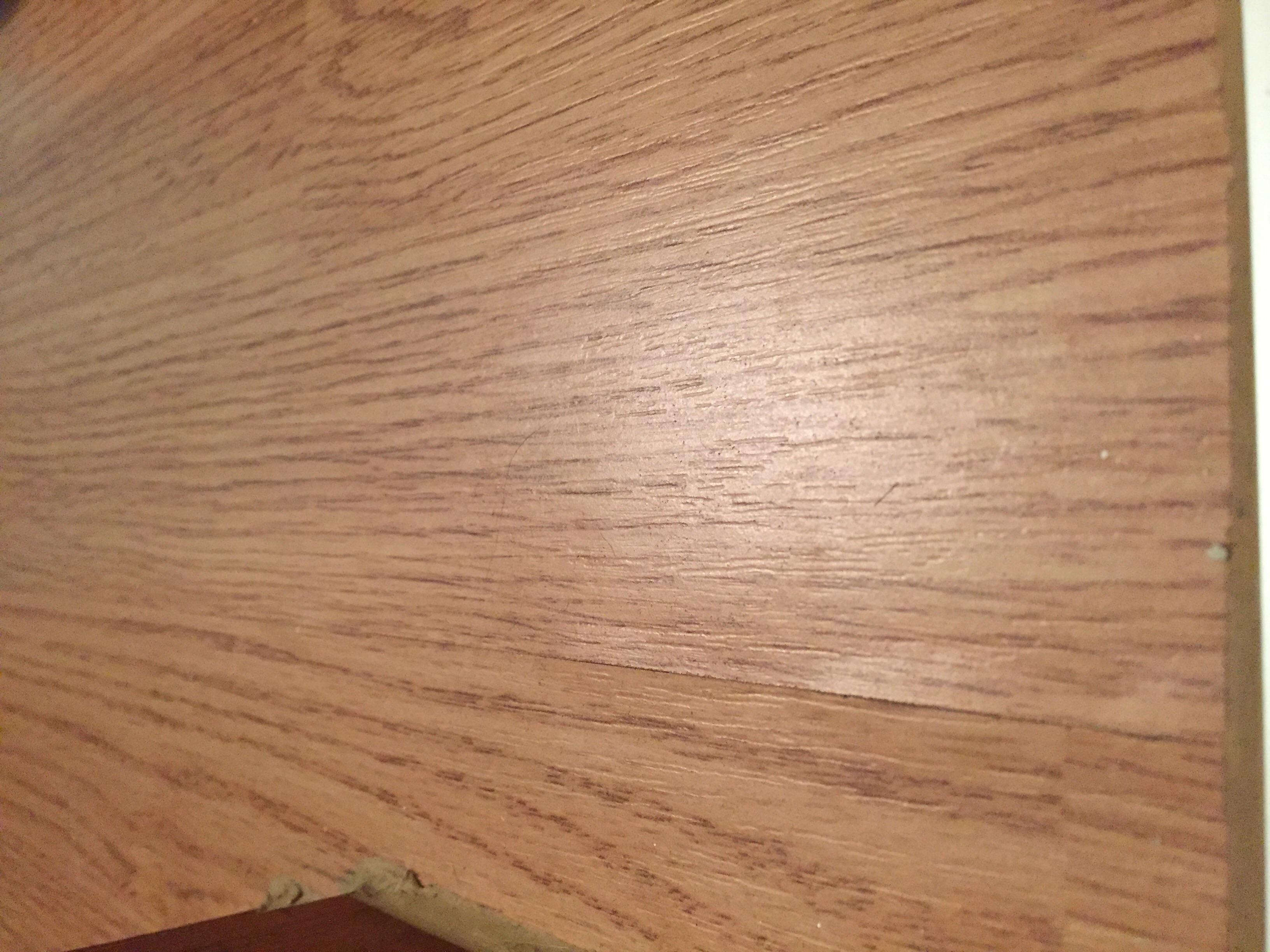 laminat an fu leiste ausgequollen und jetzt schaden. Black Bedroom Furniture Sets. Home Design Ideas